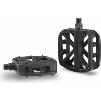 Pedál P.pedal nylon platform pedals fekete