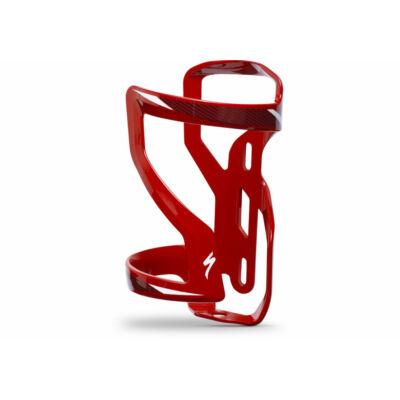 Kulacstartó Zee cage II side loading balos dt piros/fekete/fehér