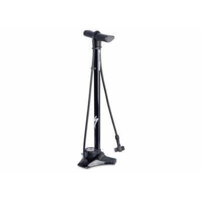 Pumpa műhely Air tool sport steel twin fekete