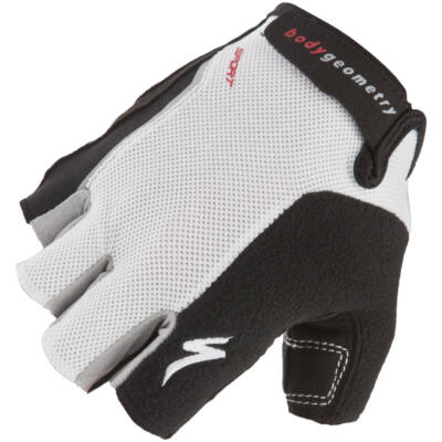 kesztyű Bg sport  fekete/fehér XL