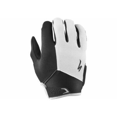 kesztyű Bg sport  lf fekete/fehér L