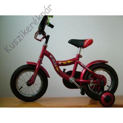 KRP 12'BMX WILLY FIÚ SPIROS  751 DARK RED