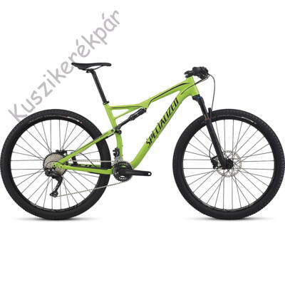 KRP 29 Epic fsr comp  mongrn/blk XL Specialized