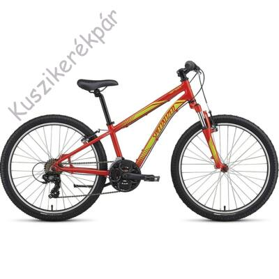 KRP 24 Hotrock 24 21 spd int nrdcred/hyp 11 Specialized