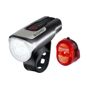 Lámpa SIGMA AURA 80 USB + Nugget II szett - 17850S