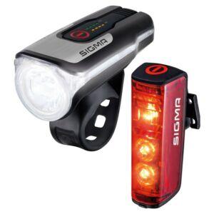 Lámpa SIGMA AURA 80 USB + BLAZE USB szett