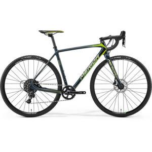 MERIDA 2018 CYCLO CROSS 6000 L(56) SÖTÉT SZÜRKE(ZÖLD/SÁRGA)