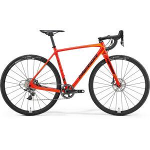 VÁZ MERIDA 2018 CYCLO CROSS 9000 L PIROS (NARANCS)