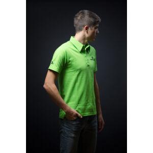 Polo MERIDA STYLE EDITION rövid gallér XL zöld