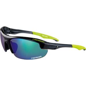 Szemüveg MERIDA fényes zöld fekete - 1066