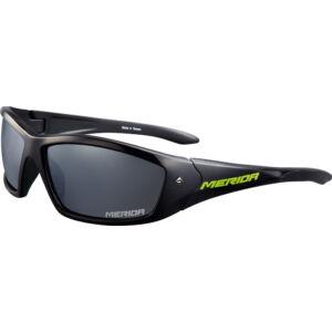 Szemüveg MERIDA CASUAL matt fekete szár ezüst lencse - 1141
