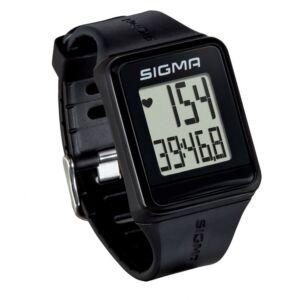Pulzusmérő SIGMA iD.GO fekete