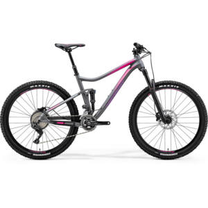 MERIDA 2018 ONE-TWENTY 7.XT-EDITION JULIET MATT SZÜRKE (PINK)