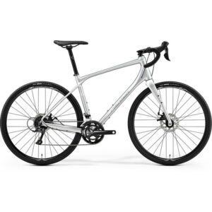 MERIDA 2019 SILEX 200 XL(56) MATT EZÜST (FEHÉR)