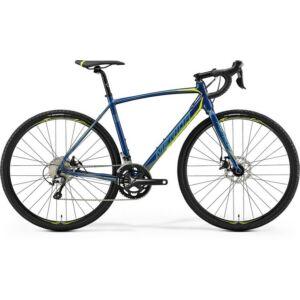MERIDA 2019 CYCLO CROSS 300 S/M(52) PETROL KÉK (SÁRGA)