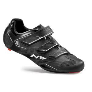 Cipő NORTHWAVE ROAD SONIC 2 3S 41 fekete