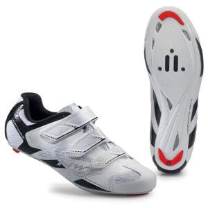 Cipő NORTHWAVE ROAD Sonic 2 , 41 fehér-fekete