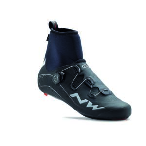 Cipő NORTHWAVE ROAD FLASH GTX téli 42 fekete