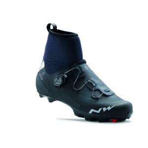 Cipő NORTHWAVE MTB RAPTOR ARCTIC GTX téli, fekete
