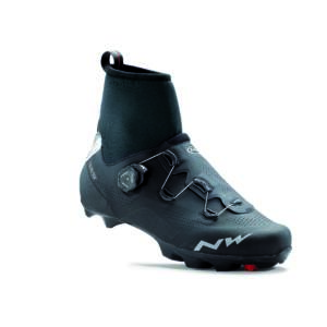 Cipő NORTHWAVE ROAD RAPTOR GTX téli 42, fekete