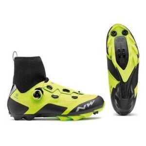Cipő NORTHWAVE MTB RAPTOR GTX 40, fluo sárga