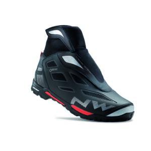 Cipő NORTHWAVE ROAD X-CROSS GTX téli 42, fekete