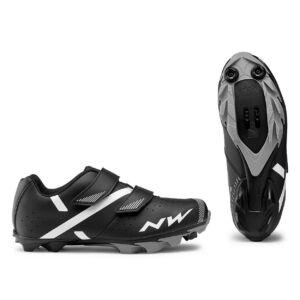 Cipő NORTHWAVE MTB ELISIR 2 női 37 fekete
