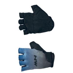 Kesztyű NORTHWAVE BLADE 2 rövid L kék/fekete