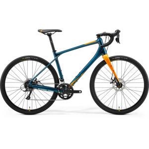 VÁZ MERIDA 2021 SILEX 200 XL(56) KÉK(NARANCS)