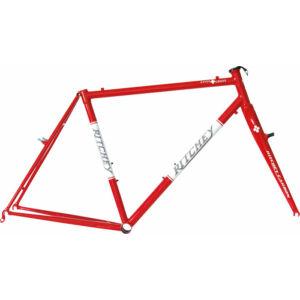 VÁZ RITCHEY SWISS CROSS 53 cm piros karbon villával PRD20280 97-368-553