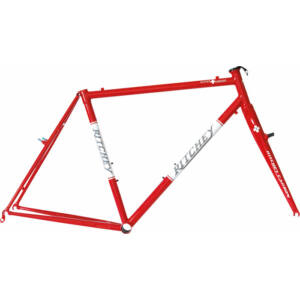 VÁZ RITCHEY SWISS CROSS 57 cm piros karbon villával 97-368-557