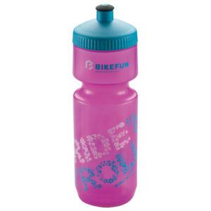 Kulacs BIKEFUN 750 ml pink