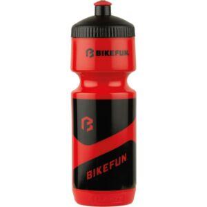 Kulacs BIKEFUN 750 ml piros