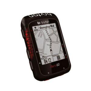 Computer BRYTON AERO 60T GPS komputer szett (HRM+SPD+CAD+Aero mount)