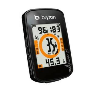 Computer BRYTON RIDER 15C GPS komputer (+SCAD)