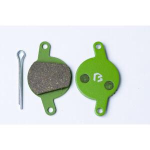 Fékbetét tárcsafékhez BIKEFUN - DS-14+PIN-12