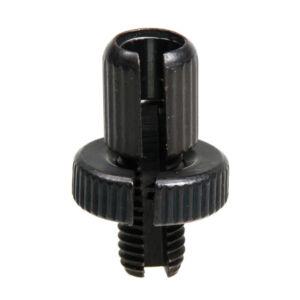 Fékkar állító csavar M7 acél fekete - H5011
