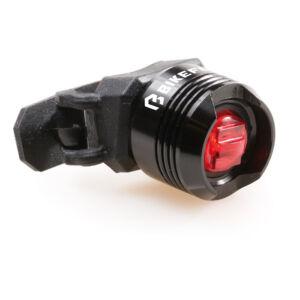 Lámpa BIKEFUN KNOB hátsó fekete 1 LED