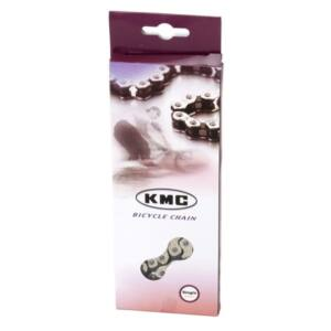 Lánc KMC K1-wide BMX single 1/2 x 1/8 116L (K710)