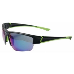 Szemüveg BIKEFUN ACE fekete/zöld