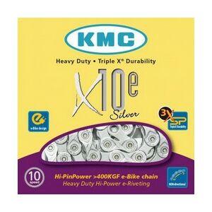 Lánc KMC E10 (régi X10E) 10 speed e-bike 1/2 x 11/128 136L