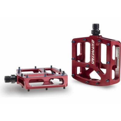 Pedál Bennies platform pedals red ano