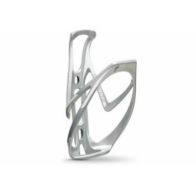Kulacstartó Rib cage rd/MTB ezüst/fehér