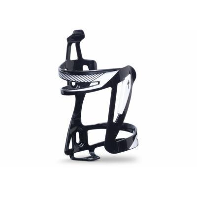 Kulacstartó Zee cage II alloy fekete/wht