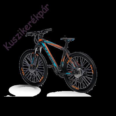 KRP GRX 7 MTB 29 FEKETE/KéK/NARANCS 510 2019