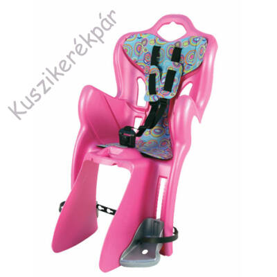 Gyermekülés BIKEFUN B-ONE B-FIX pink