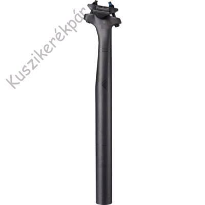 Nyeregszár MERIDA TEAM S-Flex Carbon 30,9mm / 350mm / 210g matt fekete