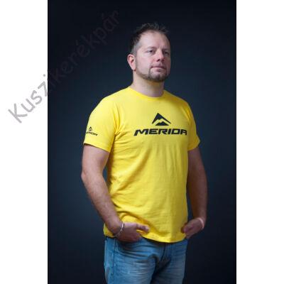 Polo MERIDA 2015 rövid XL sárga MORE FUN