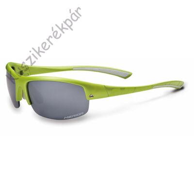 Szemüveg MERIDA matt zöld keret , cserélhető lencse - 0902
