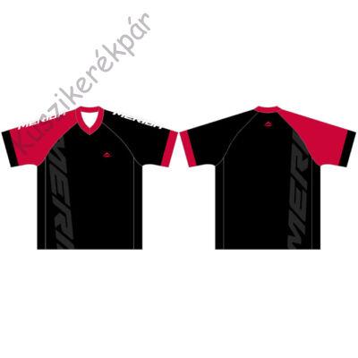 Mez MERIDA 2015 rövid F45Red M piros fekete V Freeride Enduro
